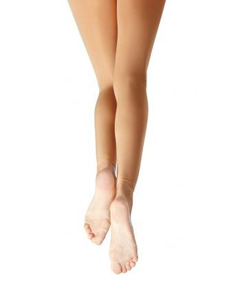 1917C Child Ultra Soft Footless Tights