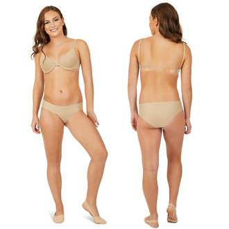 3754W Nude Brief for Woman