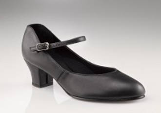 551 -1 1/2  Heel Leather Shoe (taps Compatible but not attached)