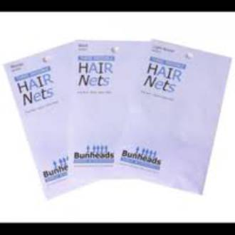BHHNET Hair net by Bunheads 3 pk