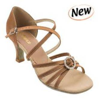 "BL130 So Danca Latin 21/2""heel"