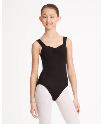 TC0053C - Childs Tactel Wide Strap Leotard