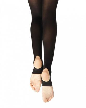 N145C - Childs Hold & Stretch Stirrup Tights