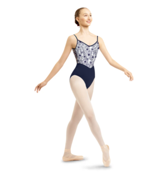 Chanelle Midnight leotard