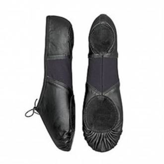 BAE22M Men's Pro Leather split sole ballet shoe