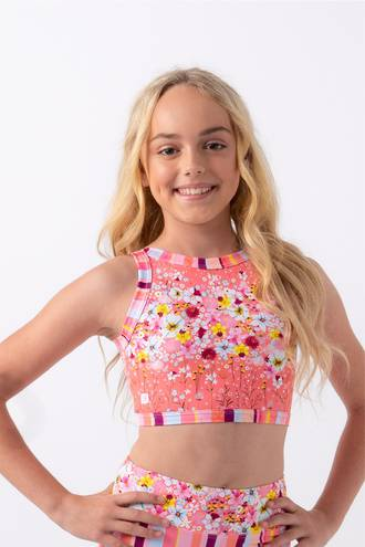 Florianna Cropped Singlet