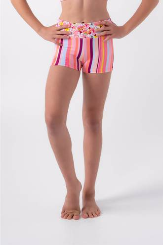 Gypsy Striped Short