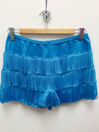 Fringing Shorts