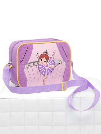 B209 Sugar Plum Lunch Bag