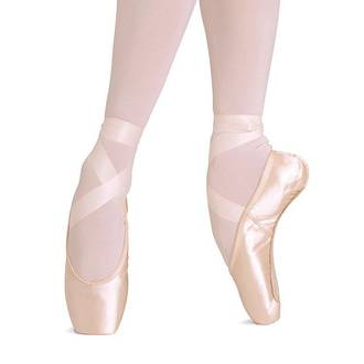 S0160 European Balance Pointe Shoe by Bloch