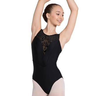 Luxe leotard