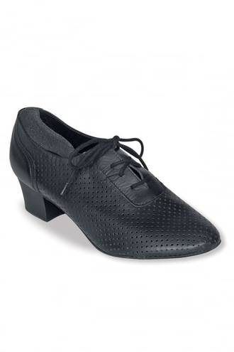 BL54 - Practice Ballroom Leather Lace Up