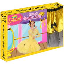 The Wiggles Emma's Ballet Class Book and Tutu