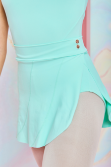 Odile Mint Skirt by Claudia Dean