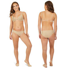 3754T Nude Brief for Tweens