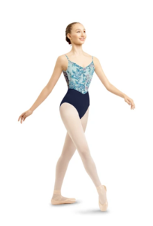 Chanelle Dehlia leotard