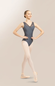 Moulin Smoke leotard
