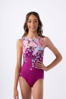 Boho Bloom Leotard