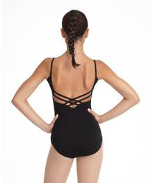 TC0060C - Childs Strappy Back Camisole Leotard
