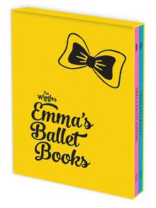 The Wiggles: Emma's Ballet Books Slipcase