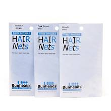 BHHNET - Hair Net Pack 3