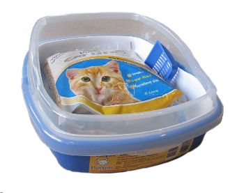 Pussydo cat litter tray Deluxe-824