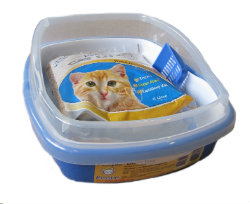 Pussydo cat litter tray large(copy)