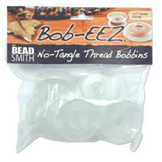 NEW! No tangle bobbin - 47mm - 8 pack.