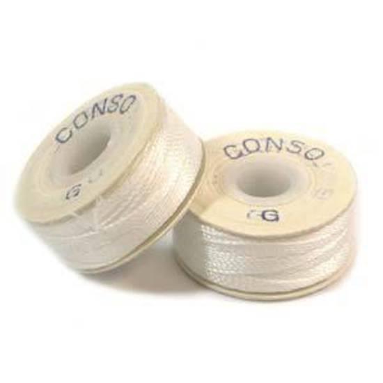 Conso Thread: White