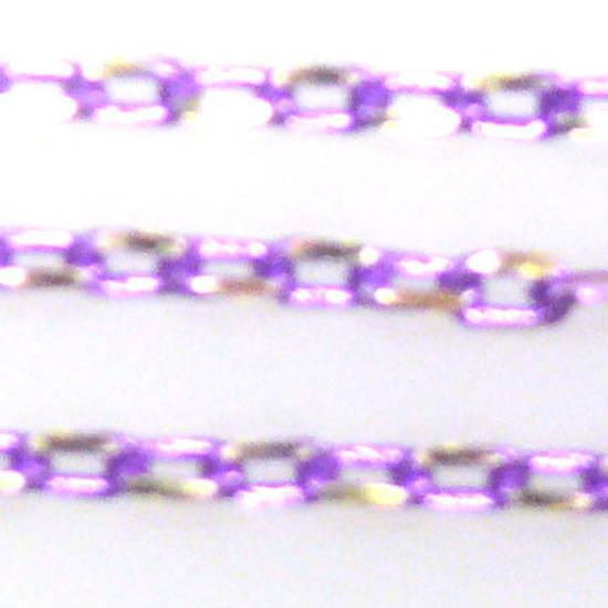 Coloured Chain: Purple (3mm)