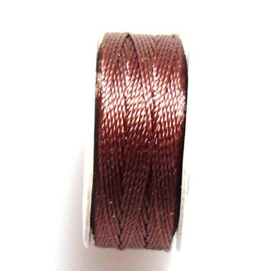Conso Thread: Brown, dark