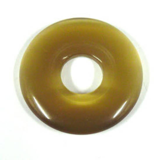 30mm Fibre Optic Donut: Fawn