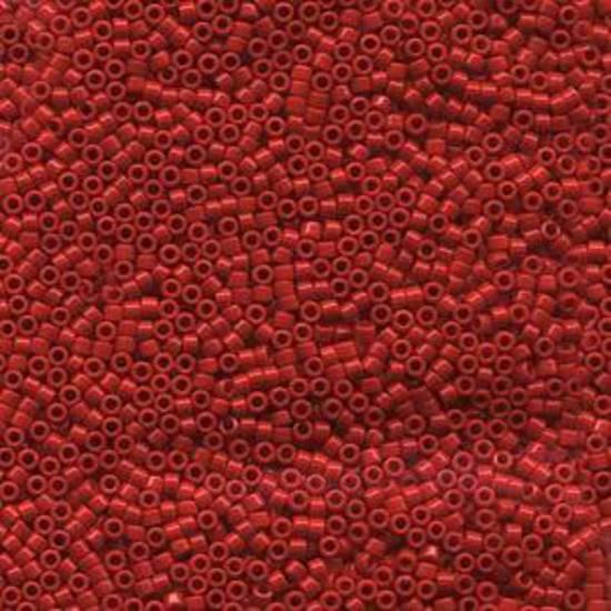 Delica, colour 723 - Opaque Dark Cranberry