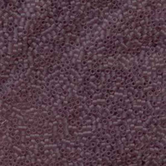 Delica, colour 765 - Matte Transparent Lilac