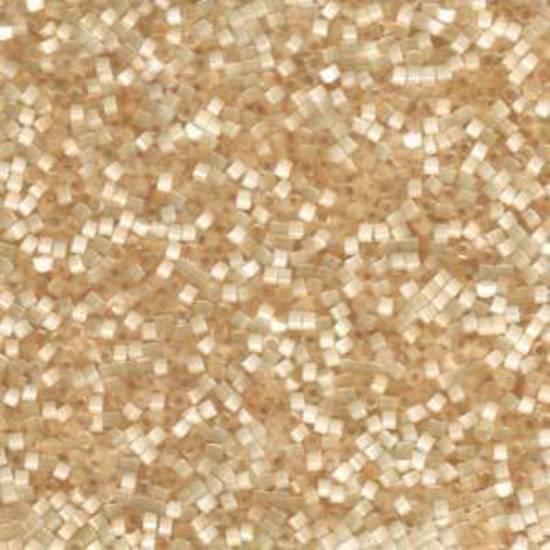 Delica, colour 674 - Ceylon Cream Silk Satin