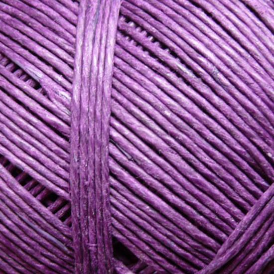CLEARANCE: Hemp: Purple, 1.5mm medium - per 90m ball