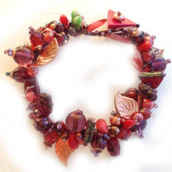 Vineyard Garden Bracelet KITSET: Harvest