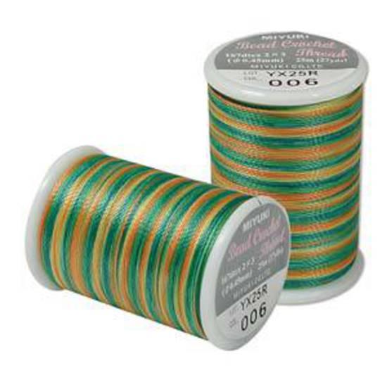 Miyuki Crochet Thread: 006 Earth Tone
