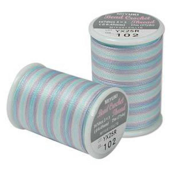 Miyuki Crochet Thread: 102 Serenity