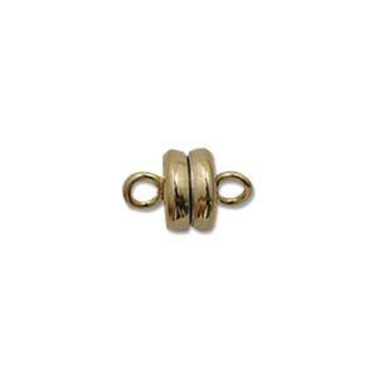 Small Magnetic Clasp - gold