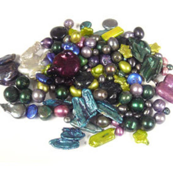FRESHWATER PEARL MIX: Stunner
