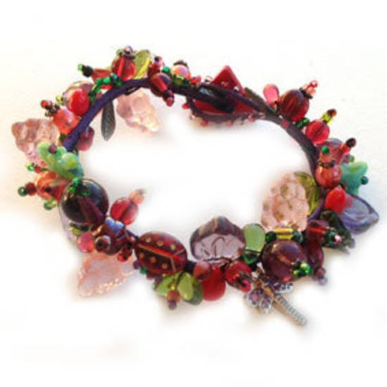 Vineyard Garden Bracelet KITSET: Medley
