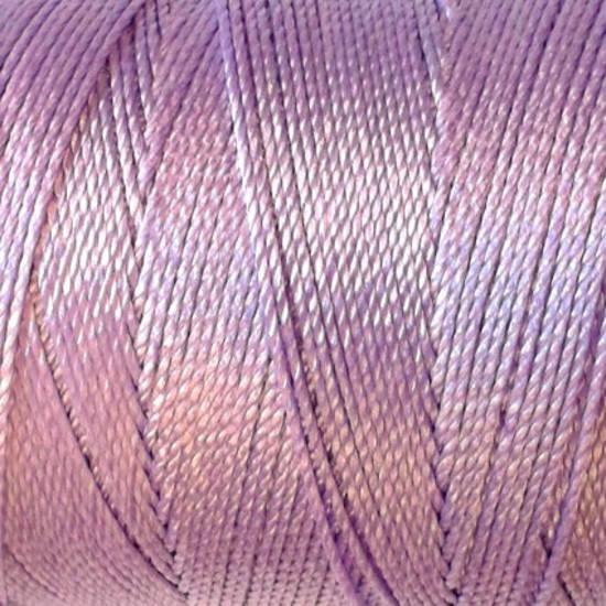 Soft and silky nylon thread: Lavender