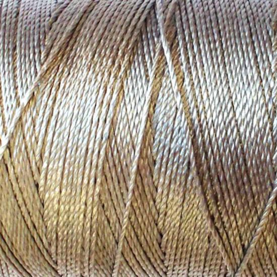Soft and silky nylon thread: Grey