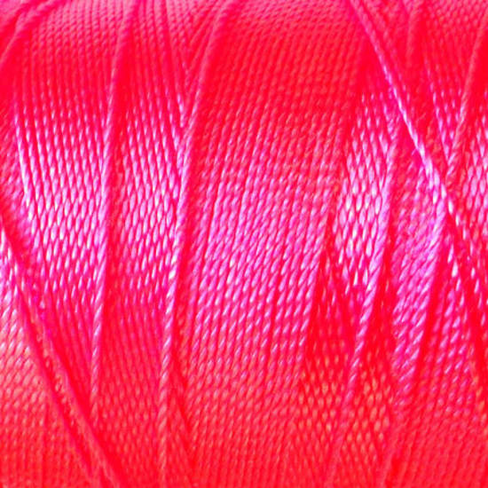 Soft and silky nylon thread: Bright Pink
