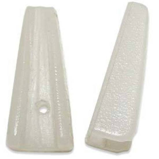 Replacement Nylon Jaw Tips: Chain Nose