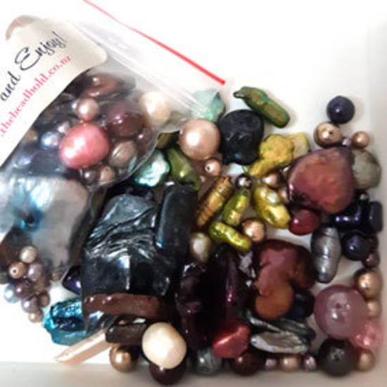 NEW! FRESHWATER PEARL MIX: Multi Mix