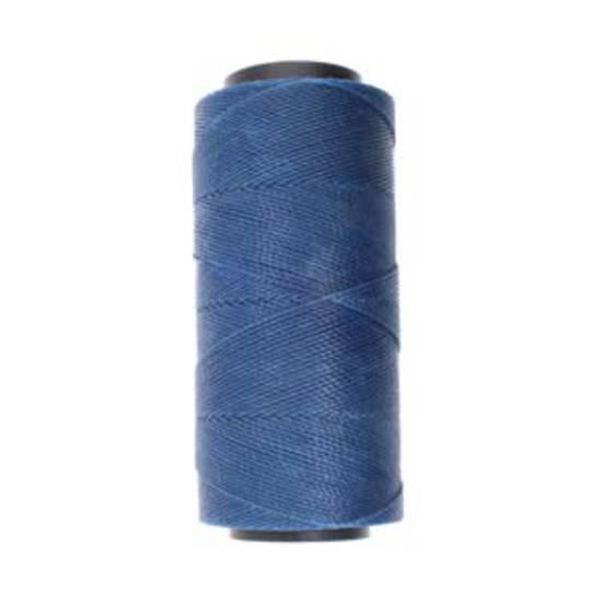 NEW! Knot-It Brazilian Waxed Polyester Cord: Deep Ocean
