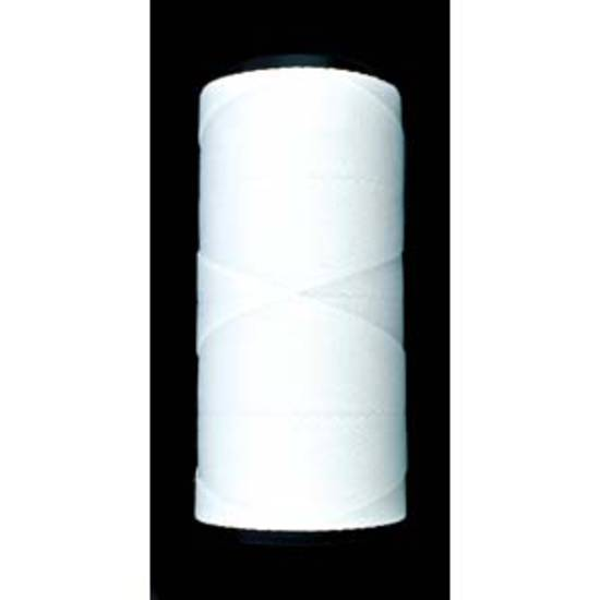 Knot-It Brazilian Waxed Polyester Cord: Extra White
