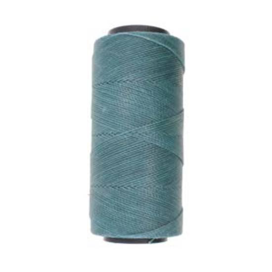 Knot-It Brazilian Waxed Polyester Cord: Sea Green